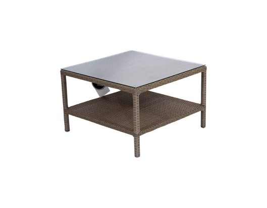 Atlanta Wicker Outdoor Coffee Table