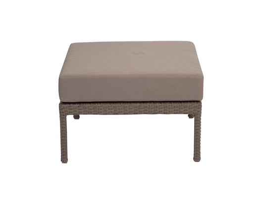 Atlanta Wicker Outdoor Ottoman