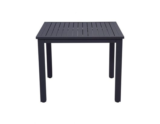 Slat Aluminium Dining Table