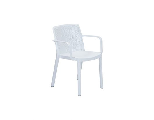 Fresh Armchair White