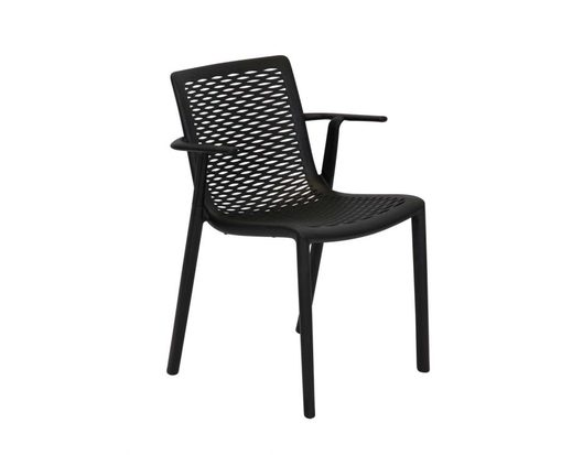 Netkat Armchair Black