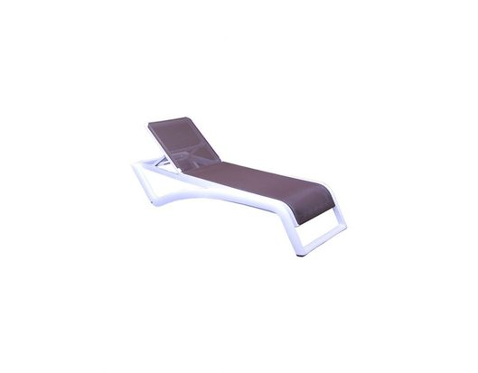 Sky Sunlounger White Chocolate