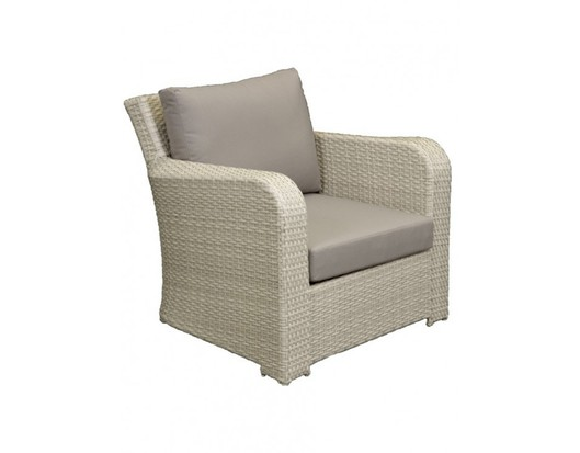 Barbados Wicker Sofa Lounge Chair
