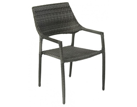 Iowa Pogo Wicker Outdoor Chair