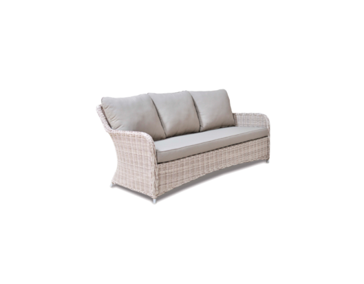Vienna Three Seat Outdoor Sofa