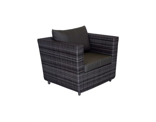 Boston Wicker Outdoor Sofa Chair