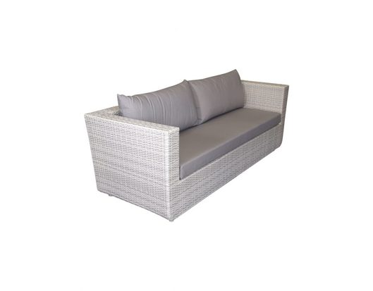 Boston Wicker Three Seat Sofa