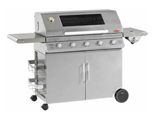 DISCOVERY 1100S, 5 BURNER