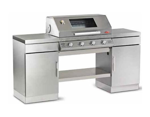 DISCOVERY 1100S 4 BURNER STAINLESS STEEL OUTDOOR KITCHEN