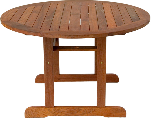 Kwila Table 120 Standard Round